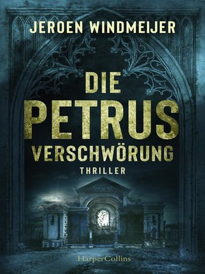 cover image of Die Petrus-Verschwörung