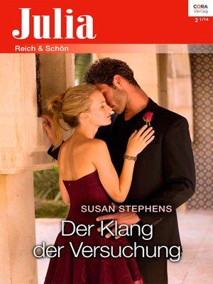cover image of Der Klang der Versuchung