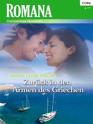 cover image of Zurück in den Armen des Griechen