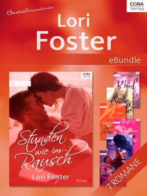 "cover image of Digital Star ""Hot Romance""—Lori Foster"
