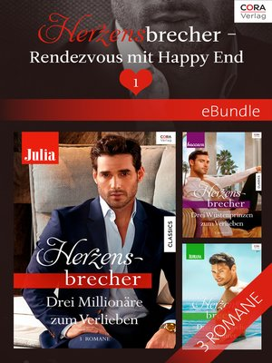 cover image of Herzensbrecher--Rendezvous mit Happy End 1