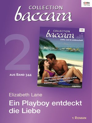 cover image of Collection Baccara Band 344—Titel 2