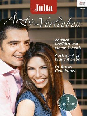cover image of Julia Ärzte zum Verlieben Band 118