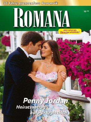cover image of Heiratsantrag auf Portugiesisch