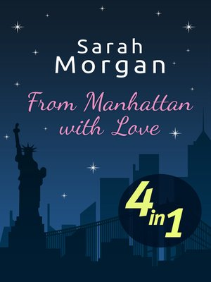 cover image of From Manhattan with Love (4in1)
