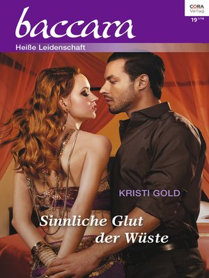 cover image of Sinnliche Glut der Wüste