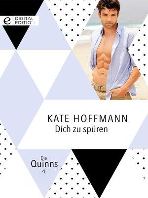 cover image of Dich zu spüren