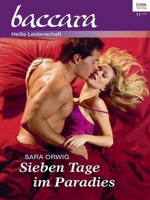 cover image of Sieben Tage im Paradies