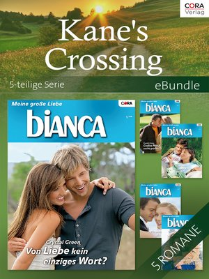 cover image of Kane's Crossing--5-teilige Serie