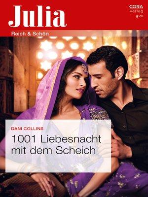 cover image of 1001 Liebesnacht mit dem Scheich