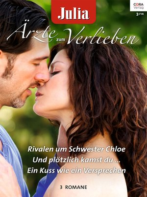 cover image of Julia Ärzte zum Verlieben Band 65