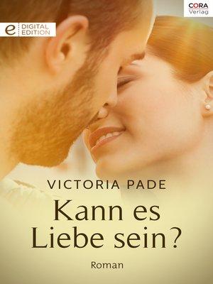 cover image of Kann es Liebe sein?