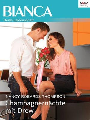 cover image of Champagnernächte mit Drew