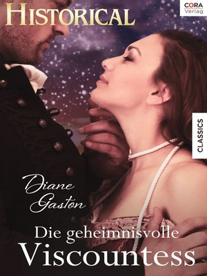 cover image of Die geheimnisvolle Viscountess
