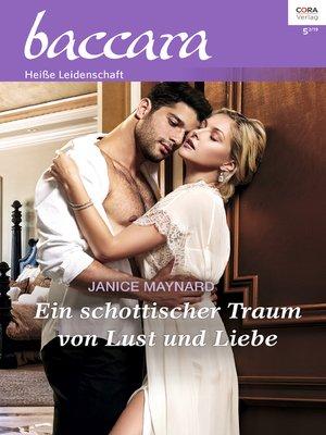 cover image of Ein schottischer Traum von Lust und Liebe