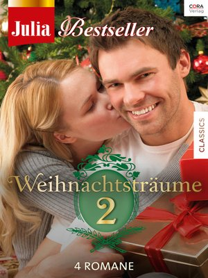 cover image of Julia Bestseller—Weihnachtsträume Band 2