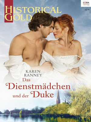 cover image of Das Dienstmädchen und der Duke