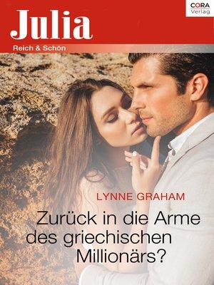 cover image of Zurück in die Arme des griechischen Millionärs?