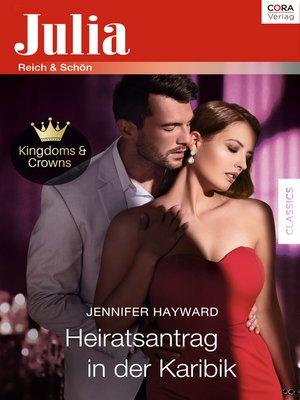 cover image of Heiratsantrag in der Karibik