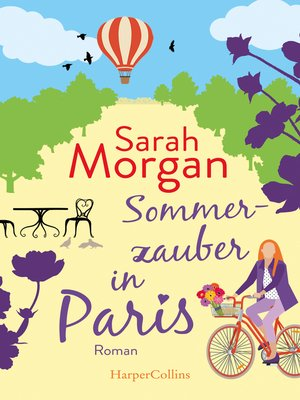 cover image of Sommerzauber in Paris