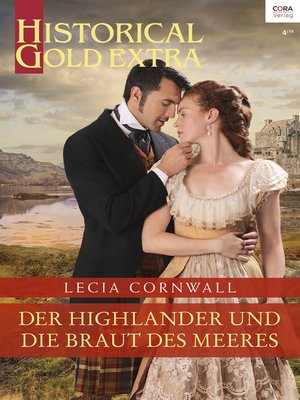 cover image of Der Highlander und die Braut des Meeres