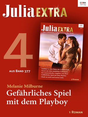 cover image of Julia Extra Band 377—Titel 4