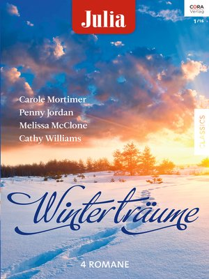 cover image of Julia Winterträume, Band 11