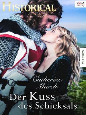 cover image of Der Kuss des Schicksals