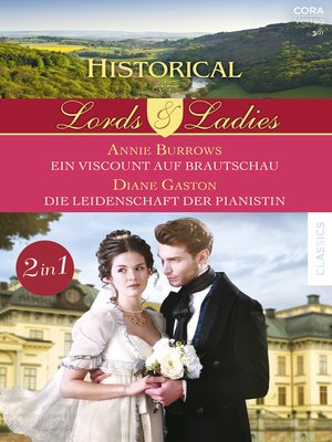 cover image of Historical Lords & Ladies Band 85