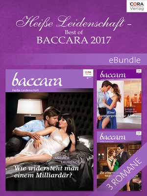 cover image of Heiße Leidenschaft--Best of Baccara 2017