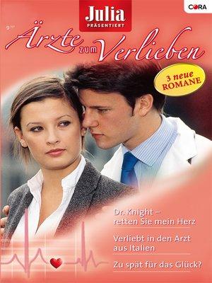 cover image of Julia Ärzte zum Verlieben Band 9