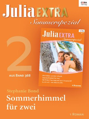 cover image of Julia Extra Band 368—Titel 2