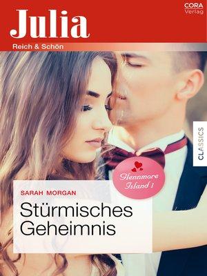 cover image of Stürmisches Geheimnis