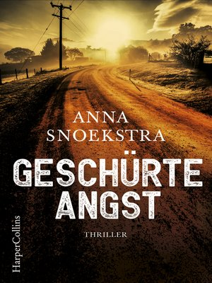 cover image of Geschürte Angst