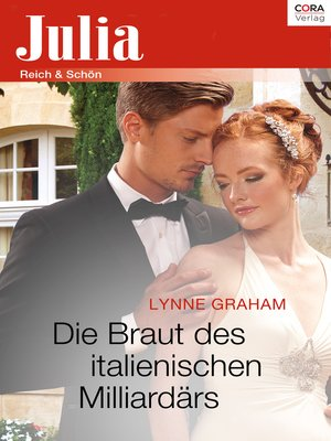 cover image of Die Braut des italienischen Milliardärs