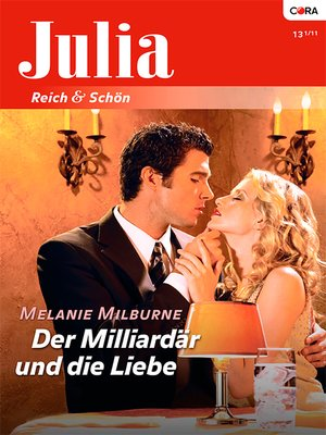 cover image of Der Milliardär und die Liebe