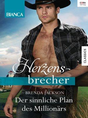 cover image of Der sinnliche Plan des Millionärs