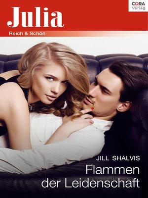 cover image of Flammen der Leidenschaft