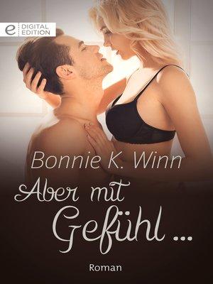 cover image of Aber mit Gefühl ...