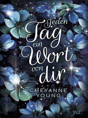 cover image of Jeden Tag ein Wort von dir