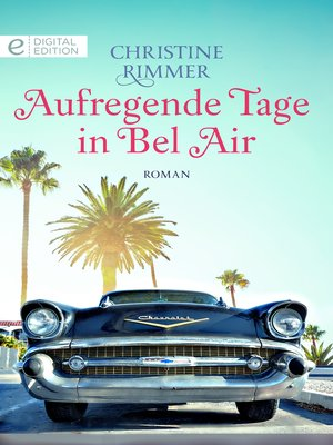 cover image of Aufregende Tage in Bel Air