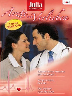 cover image of Julia Ärzte zum Verlieben Band 0007
