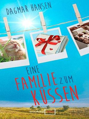cover image of Eine Familie zum Küssen