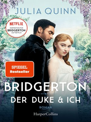 cover image of Bridgerton--Der Duke und ich