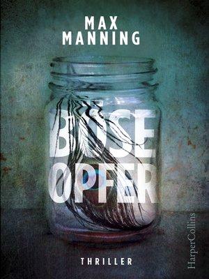 cover image of Böse Opfer