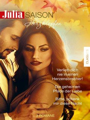 cover image of Julia Saison Band 57