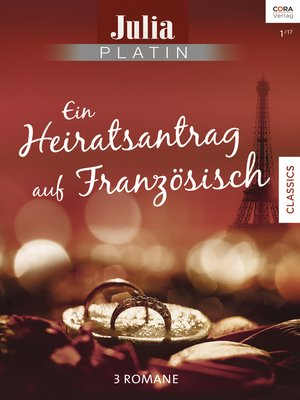 cover image of Julia Platin, Band 1