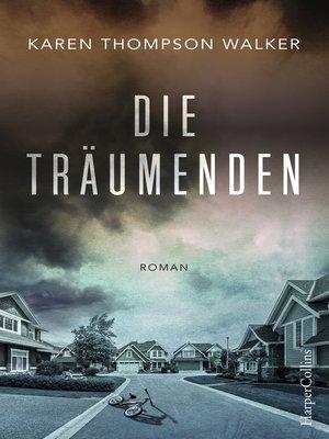 cover image of Die Träumenden