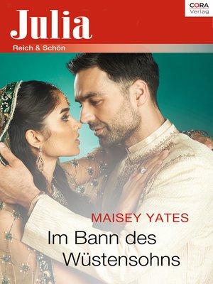 cover image of Im Bann des Wüstensohns