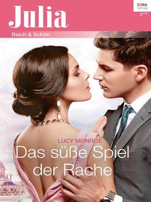 cover image of Das süße Spiel der Rache